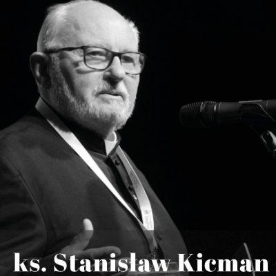 Nekrolog ks. Stanisław Kicman